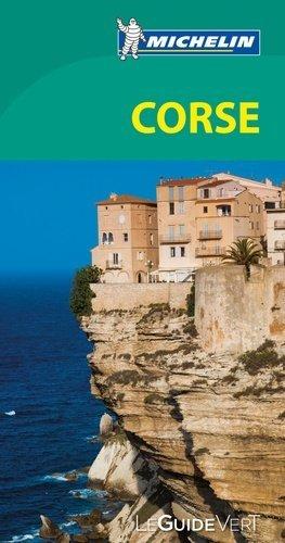 Corse - Michelin Editions des Voyages - 9782067206922 -