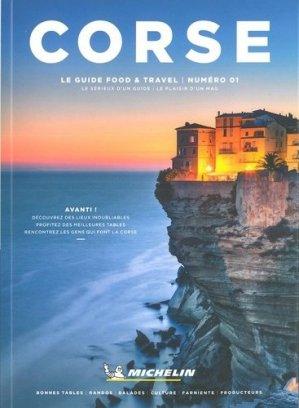 Corse - Michelin Editions des Voyages - 9782067240650 -
