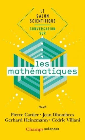 Conversation sur les mathématiques - Flammarion - 9782081478732 -