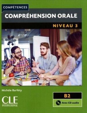 Compréhension orale niveau 3 B2 - Nathan - 9782090380088 -