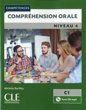 Compréhension orale niveau 4 C1 - Nathan - 9782090381931 -