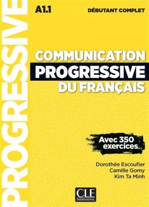 Communication progressive débutant - Nathan - 9782090382105 -