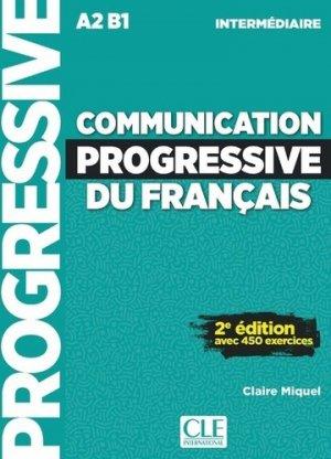 Communication progressive du français - Nathan - 9782090384475 -