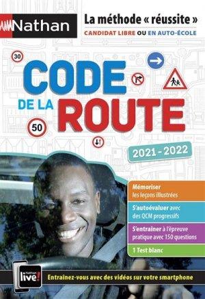 Code de la route - Nathan - 9782091672397 -