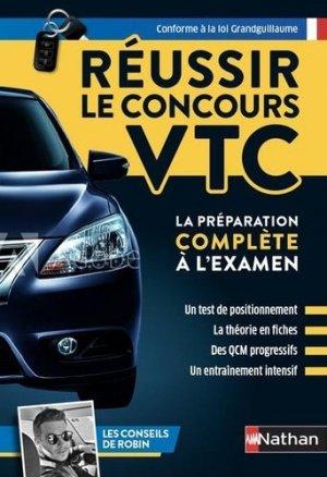 Concours Chauffeur VTC - Nathan - 9782091673493 -