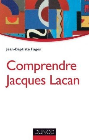 Comprendre Jacques Lacan - dunod - 9782100598861 -