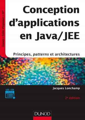 Conception d'applications en Java/JEE - dunod - 9782100790456 -