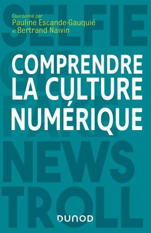 Comprendre la culture numérique - dunod - 9782100795840