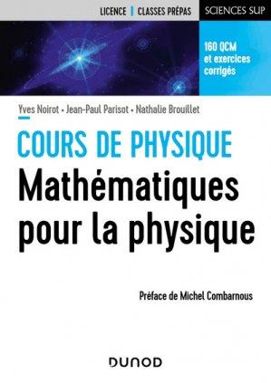 Cours de physique - Dunod - 9782100802883 -