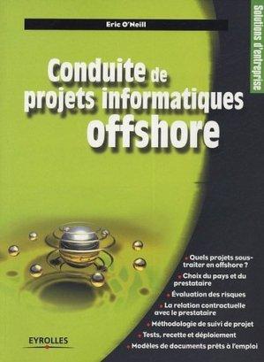 Conduite de projets informatiques offshore - Eyrolles - 9782212115604 -