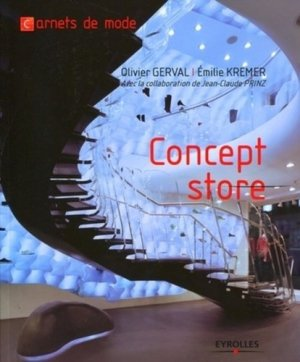 Concept-store - Eyrolles - 9782212124286 -