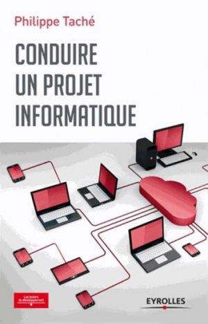 Conduire un projet informatique - eyrolles - 9782212559156 -