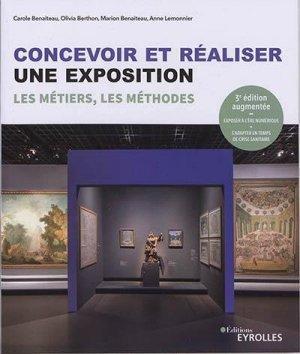 Concevoir et réaliser une exposition - Eyrolles - 9782212679656 -