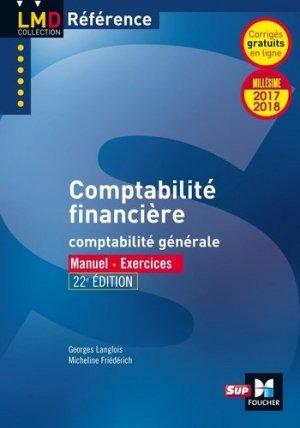 Comptabilité financière - Sup'Foucher - 9782216146611 -