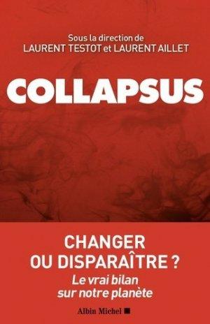 Collapsus - Albin Michel - 9782226448972 -