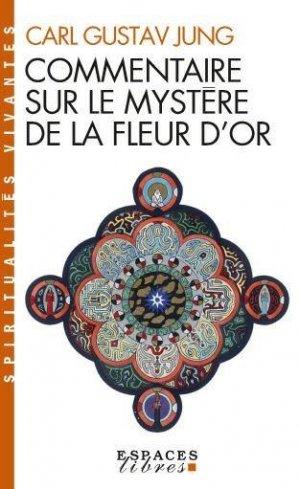 Commentaire sur le mystère de la fleur d'or - Albin Michel - 9782226461001 -