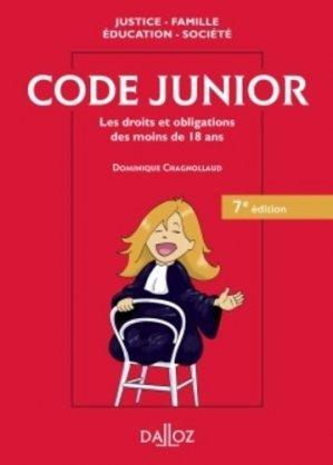 Code junior - dalloz - 9782247119097 -