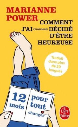 Comment j'ai (vraiment) décidé d'être heureuse - le livre de poche - lgf librairie generale francaise - 9782253188278 -