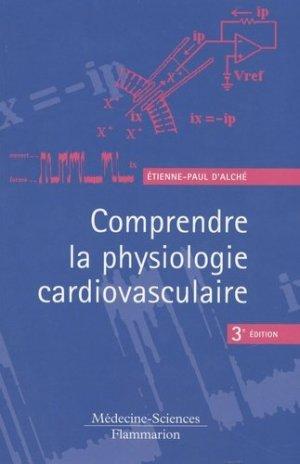 Comprendre la physiologie cardiovasculaire - lavoisier msp - 9782257000705 -