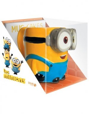 Coffret mugs Minions - solar - 9782263071232 -