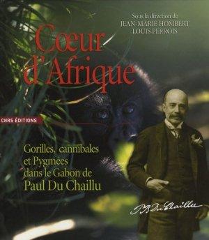 Coeur d'Afrique - cnrs - 9782271064707 -