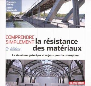 Comprendre simplement la résistance des matériaux - le moniteur - 9782281114782 -
