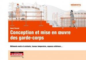 Conception et mise en oeuvre des garde-corps - le moniteur - 9782281116106 -