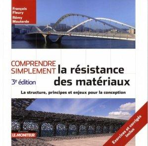 Comprendre simplement la résistance des matériaux - le moniteur - 9782281142181 -