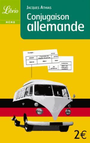 Conjugaison Allemande - j'ai lu - 9782290035122 -