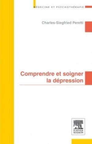 Comprendre et soigner la dépression - elsevier / masson - 9782294710926 - majbook ème édition, majbook 1ère édition, livre ecn major, livre ecn, fiche ecn