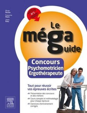 Concours psychomotricien et ergothérapeute - Epreuves écrites - elsevier / masson - 9782294745003