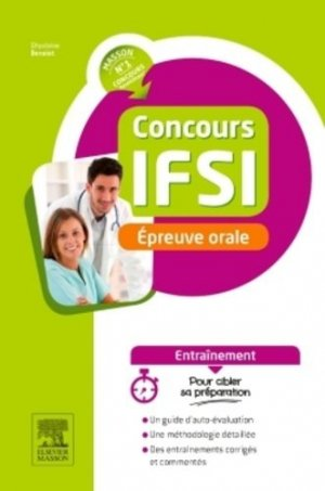 Concours IFSI - elsevier / masson - 9782294748271 -