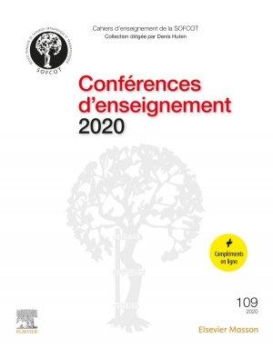Conférences d'enseignement 2020 - elsevier / masson - 9782294772504 -