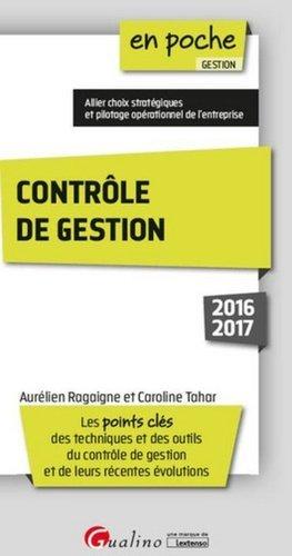 Contrôle de gestion - gualino - 9782297048439 -
