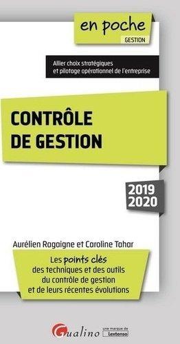 Contrôle de gestion - gualino - 9782297069618 -