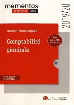 Comptabilité générale - gualino - 9782297076838 -