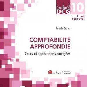 Comptabilité approfondie DCG 10 - gualino - 9782297091572 -