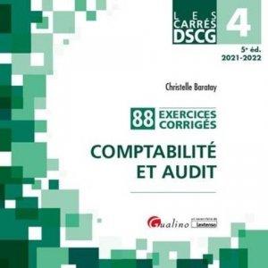 Comptabilité et audit DSCG 4 - gualino - 9782297135207 -