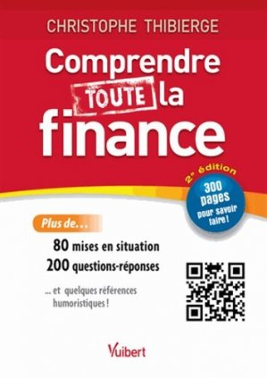 Comprendre toute la finance - Vuibert - 9782311012309 -