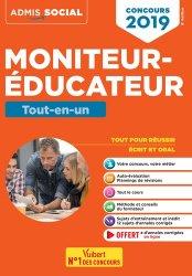 Concours moniteur éducateur - vuibert - 9782311205305