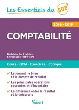 Comptabilité - Vuibert - 9782311405781 -