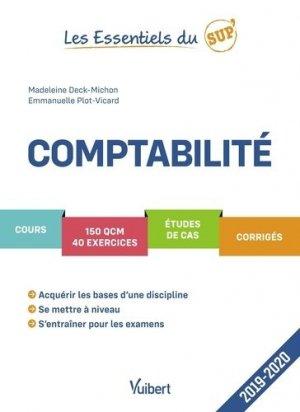 Comptabilité - Vuibert - 9782311406290 -