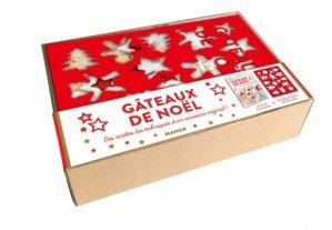 Coffret Gâteaux de Noël - Mango - 9782317022135 -