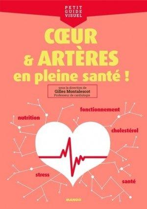 Coeur et artères, en pleine santé ! - mango - 9782317023064 -