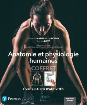 Coffret Anatomie et physiologie humaines - pearson - 9782326002616 -