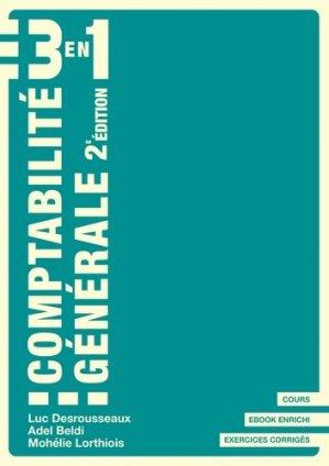 Comptabilité générale - pearson - 9782326056152 -