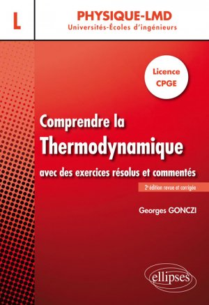 Comprendre la thermodynamique - ellipses - 9782340022850 -
