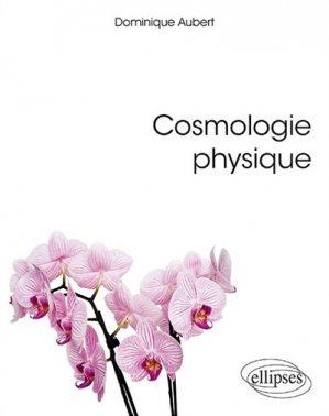 Cosmologie physique - ellipses - 9782340028715
