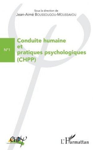 Conduite humaine et pratiques psychologiques (CHPP)-l'harmattan-9782343105987