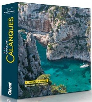 Couleurs Calanques - glenat - 9782344010303 -